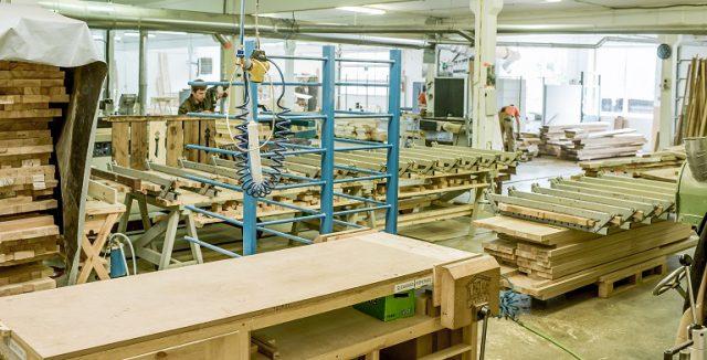 Møbelproduksjon