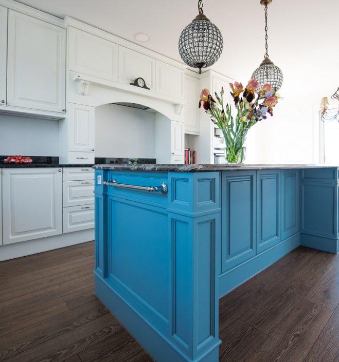 Kjøkkenmøbler modell Gargzdai