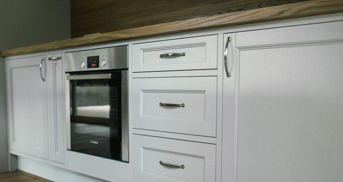 Kjøkkenmøbler modell Sventoji F