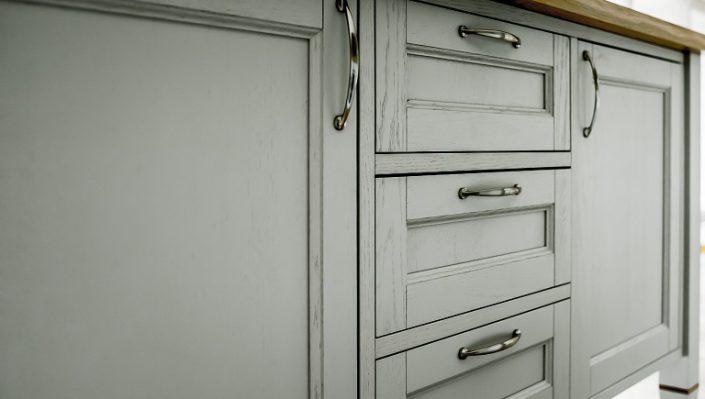 Håndtak. Kjøkkenmøbler. LHM Interior