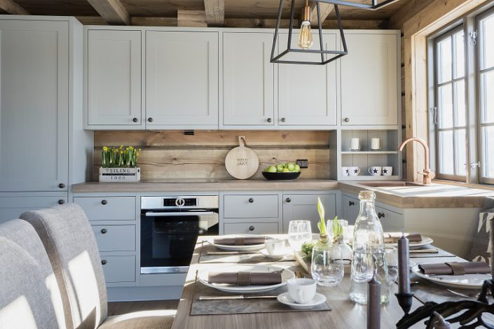 Kjøkkenmøbler LHM3. LHM Interior
