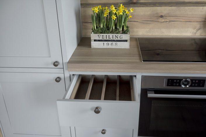 Kjøkkenmøbler detalj. LHM Interior