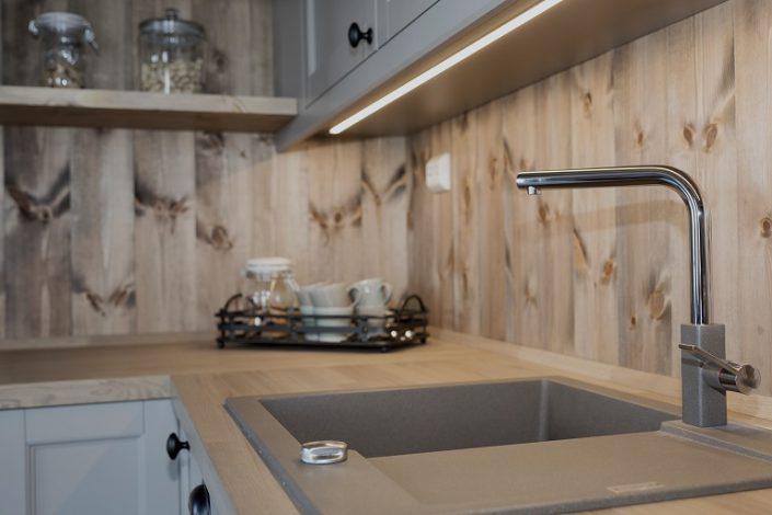 Detalj av kjøkkenmøbler LHM2.