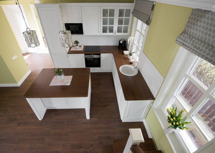 Kjøkken til bolig