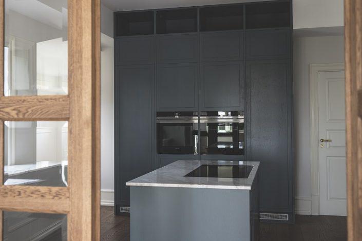 Kjøkkenmøbler Ragnar. LHM Interior