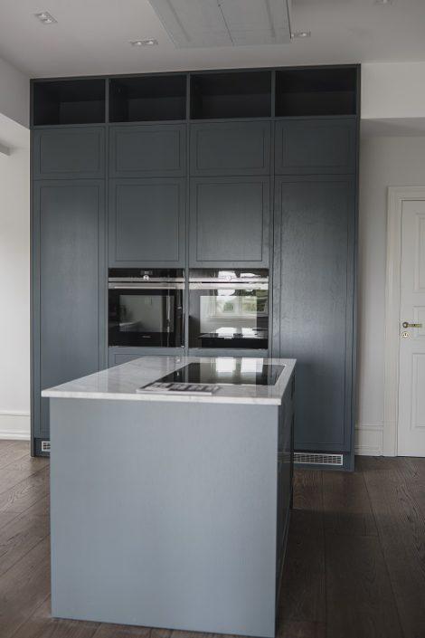 Kjøkkenmøbler modell Ragnar. LHM Interior