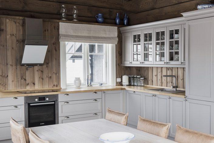 Hyttemøbler. Kjøkken. Lhm Interior