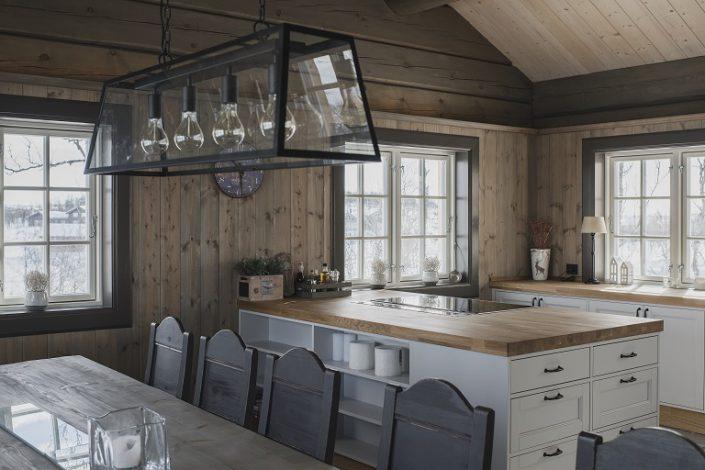 Kjøkkenmøbler modell T8. LHM Interior