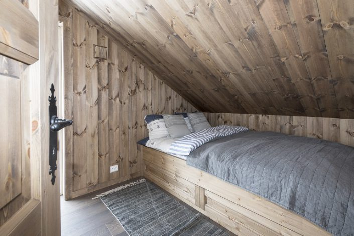 Single beds. High quality cabin furniture