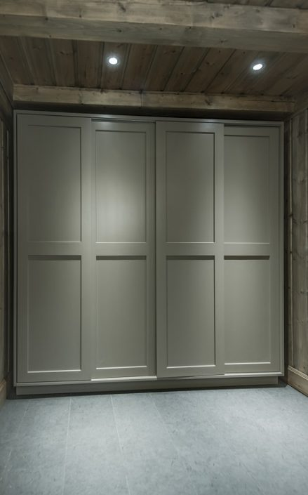 Garderober. LHM Interior