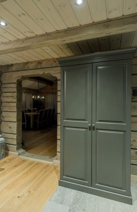 Skap. Hyttemøbler. LHM Interior