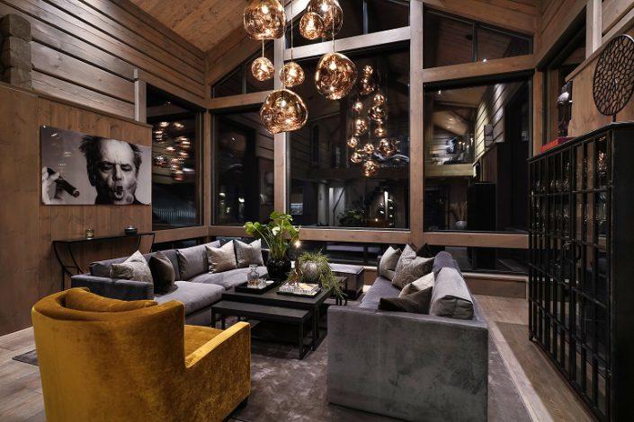 Kaffebord. Hyttemøbler. LHM Interior