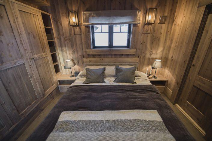 Soveromsmøbler. Møbler til hytte. LHM Interior