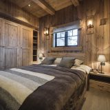 Bedroom furniture. Beds for cabins. LHM Interior