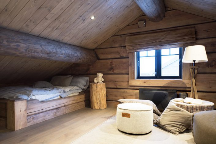 Bed LHM1. Cabin furniture