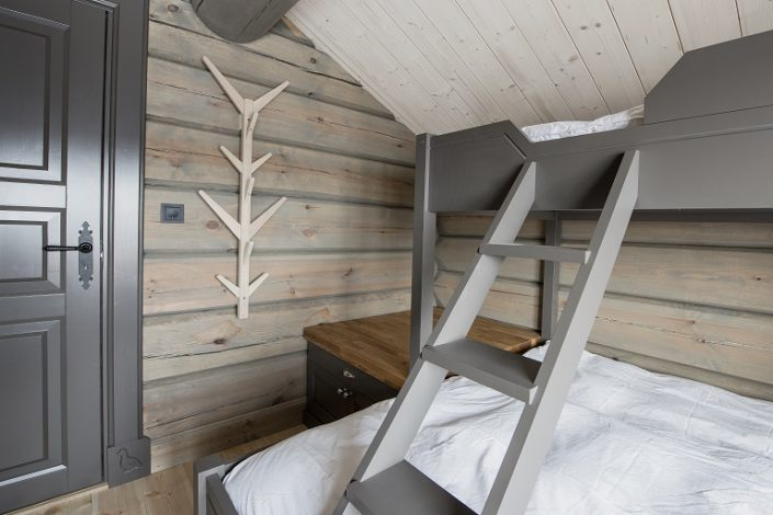 Seng. Hyttemøbler. LHM Interior