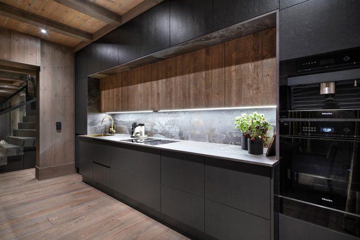 Kjøkken møbler